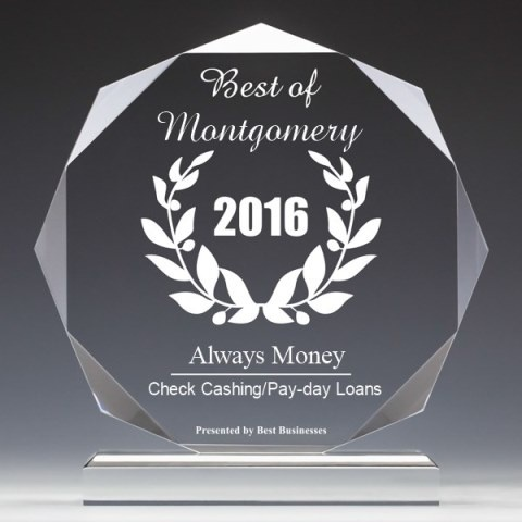 always-money-best-payday-loan-business-award