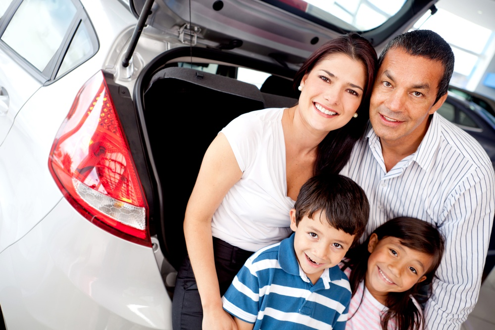 How do you get a loan on your car title?